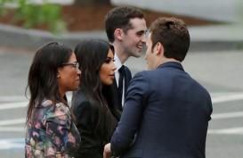 Kim Kardashian Bicarakan Peradilan Pidana di Gedung Putih