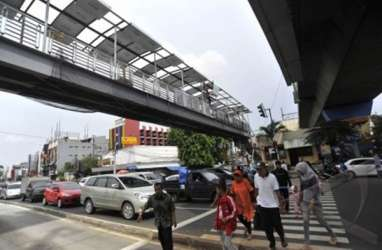 30 JPO di DKI Jakarta Bakal Dirobohkan, Ini Jawaban Anies
