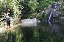 Pembangkit Listrik Mikrohidro Ubah Air Liki Jadi Bercahaya