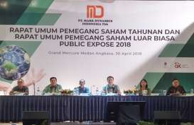 Rupiah Loyo, Mark Dynamics (MARK) Pacu Ekspor