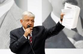 Minyak Meksiko: Presiden Andres Manuel Lopez Obrador…