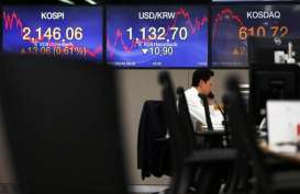 Tensi Perang Tarif AS-China Bebani Bursa Asia