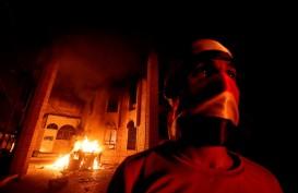 Konsulat Iran di Irak Dibakar Demonstran, Mereka Protes Buruknya Layanan Pemerintah