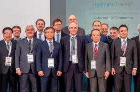 Dalam 18 Bulan, Anggota Dewan Hidrogen Bertambah 4…