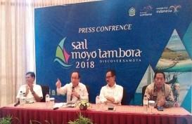 NTB BANGKIT: Sail Moyo Tambora 2018 Awali Kegiatan Pariwisata Pascagempa
