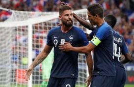 Hasil Nations League Eropa: Prancis 5 Kali Menang Beruntun vs Belanda