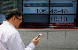 Pasar Saham Asia Kembali Tertekan