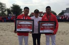 Pemprov Kalteng Beri Bonus untuk Atlet Berprestasi di Asian Games
