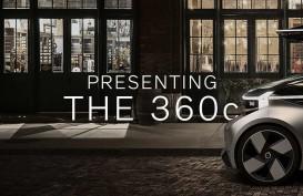 Volvo Perkenalkan 360c Concept, Mobil Swakemudi Mewah Multifungsi