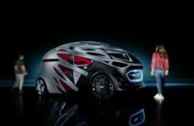 Mercy Perkenalkan Mobil Konsep Fleksibel