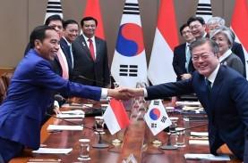 Kunjungi Korsel, Jokowi Teken Perjanjian Investasi…