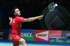 Japan Open 2018 : Jonatan Christie Gagal Ulangi Aksi…