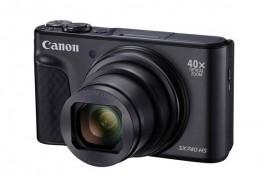 Canon PowerShot SX740 HS Hasilkan Foto Kualitas Tinggi dalam Cahaya Redup