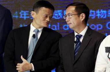 Jack Ma, Masayoshi Son, dan Xi Jinping