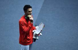 Bonus Atlet DKI Peraih Medali Emas Asian Games Naik Jadi Rp750 Juta