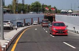 Setelah Uji Coba, Konstruksi Underpass Ngurah Rai Diklaim Layak