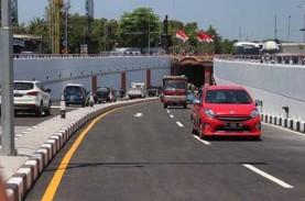 Setelah Uji Coba, Konstruksi Underpass Ngurah Rai…