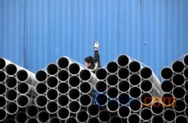 Logam Dasar Memerah karena Aturan Produksi di China