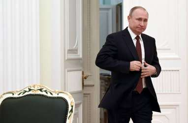 Putin Ajak Jepang Berdamai Soal Kepulauan Kuril