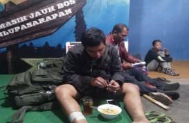 Seorang Pendaki di Lawu Cedera Seusai Ritual