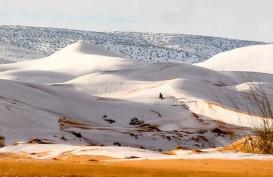 Salju Menghilang di Swiss, Diduga Akibat Pemanasan Global