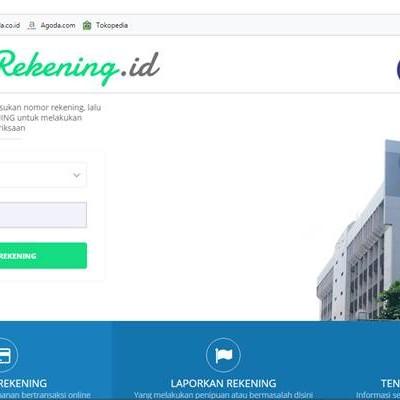 Begini Cara Melaporkan Rekening Penipu Online Teknologi Bisnis Com