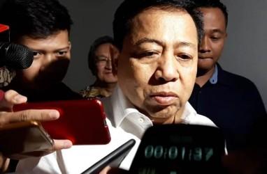 Kasus PLTU Riau-1: Setnov Jelaskan Maksud dan Tujuan Kunjungi Eni Saragih di Rutan KPK