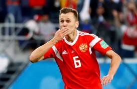 Winger Rusia Denis Cheryshev Akhirnya Terbukti Negatif Doping