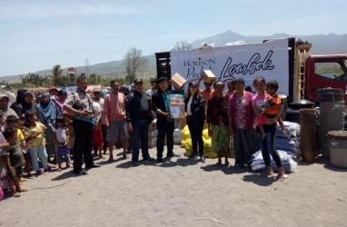 Horison Hotels Group Gelar Horison Peduli Untuk Masyarakat Lombok