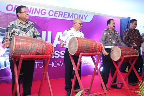 Pembukaan GIIAS Makassar 2018, Selasa (21/8/2018).  - giiasroadshow.com