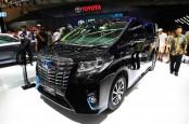 Toyota Alphard & Vellfire Dominasi Pasar Upper MPV
