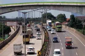 JALAN TOL : Jalan Tengah Integrasi Tarif JORR
