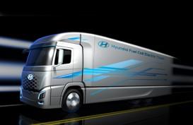 Setelah ix35 dan Nexo, Hyundai Tampilkan Truk Listrik Hidrogen