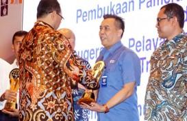 JICT Ketiga Kali Sabet Penghargaan Pelayanan Prima Utama
