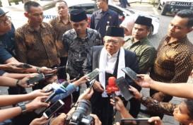Ma'ruf Amin Rapat Perdana dengan Tim Kampanye Nasional