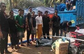 Tugu Group Salurkan Bantuan untuk Pengungsi Lombok