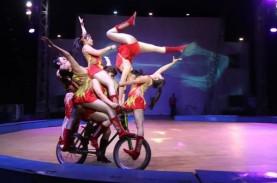 Serunya Pertunjukkan Oriental Circus
