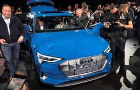 Audi Perkenalkan Mobil Sport Listrik Perdananya