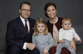 Begini Bentuk Perhatian Manis Pangeran Daniel dari Swedia Pada Keluarganya