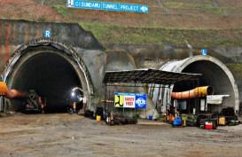 Pembangunan Terowongan Butuh Inovasi Teknologi