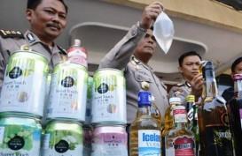 21 Orang Tewas dan Puluhan Orang Dirawat karena Minuman Keras Oplosan