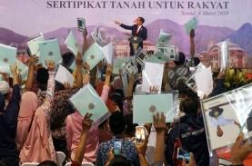 Jokowi Didesak Terbitkan Perpres Reforma Agraria