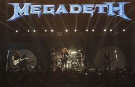 Megadeth Undang Jokowi dan Ganjar Pranowo Nonton Jogjarockarta Rock Festival