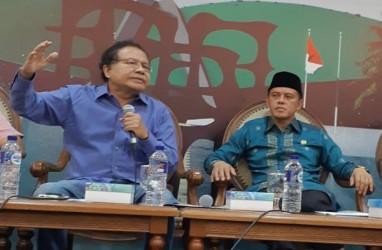 Rizal Ramli Sebut Kartel Tempel Jokowi, Impor Beras Jadi Lancar