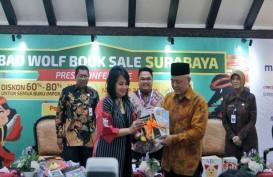 Big Bad Wolf Donasikan 500 Buku untuk Kabupaten Malang