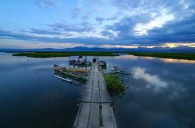 Semarak Pembukaan Festival Pesona Danau Limboto 2018