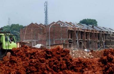 Kenaikan Harga Tanah di Jakarta Utara Turun Paling Tipis