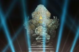 Dibangun 28 Tahun, Patung GWK Akhirnya Diresmikan…