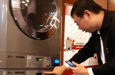 Laundry Digital Tawarkan Efisiensi Layanan