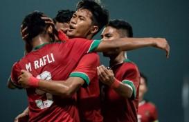 Uji Coba Piala Asia U-19, Indonesia vs Thailand Skor 2 – 2